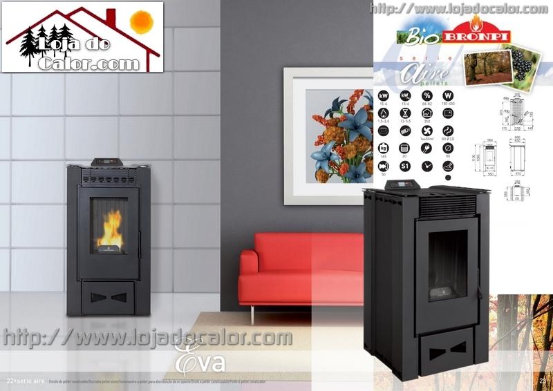 bio bronpi loja do calor salamandras a pellets bio bronpi 15 0 kw salamandra pellets bio. Black Bedroom Furniture Sets. Home Design Ideas